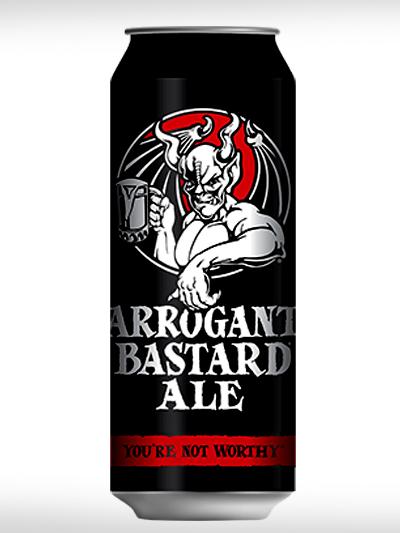 Berlin Beer Academy Arrogant Bastard Ale