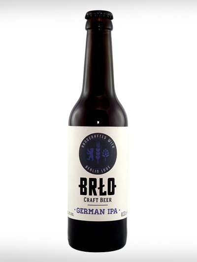 Berlin Beer Academy BRLO German IPA