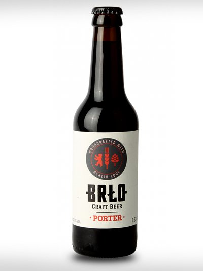 Berlin Beer Academy Porter BRLO
