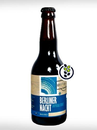 Berlin Beer Academy Brewbaker Berliner Nacht