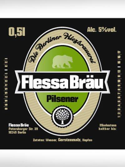 Berlin Beer Academy Flessa Bräu