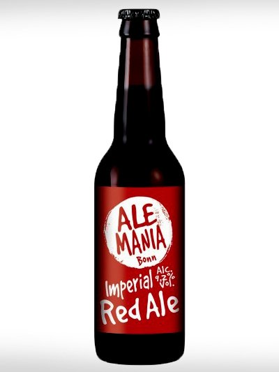 Berlin Beer Academy Ale Mania Imperial Red Ale