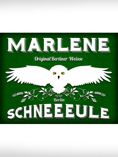 Berlin Beer Academy Schneeeule Berlin Marlene