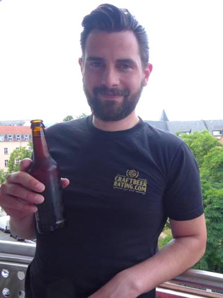 Hendrik Sell Berlin Beer Academy